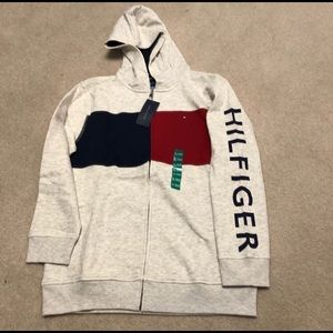 Tommy Hilfiger Hoodie with zipper for Boy